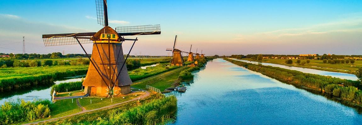 טיול קיץ משפחתי בהולנד